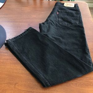 Men's Levi's 550 Relaxed Fit Jeans (31x34)